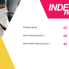 3.2. Shoes Template - Index