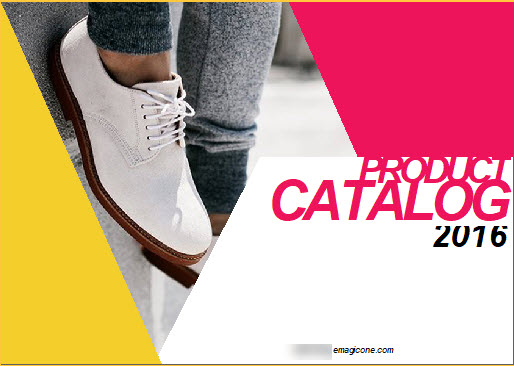 PrestaShop LookBook Shoes Layout