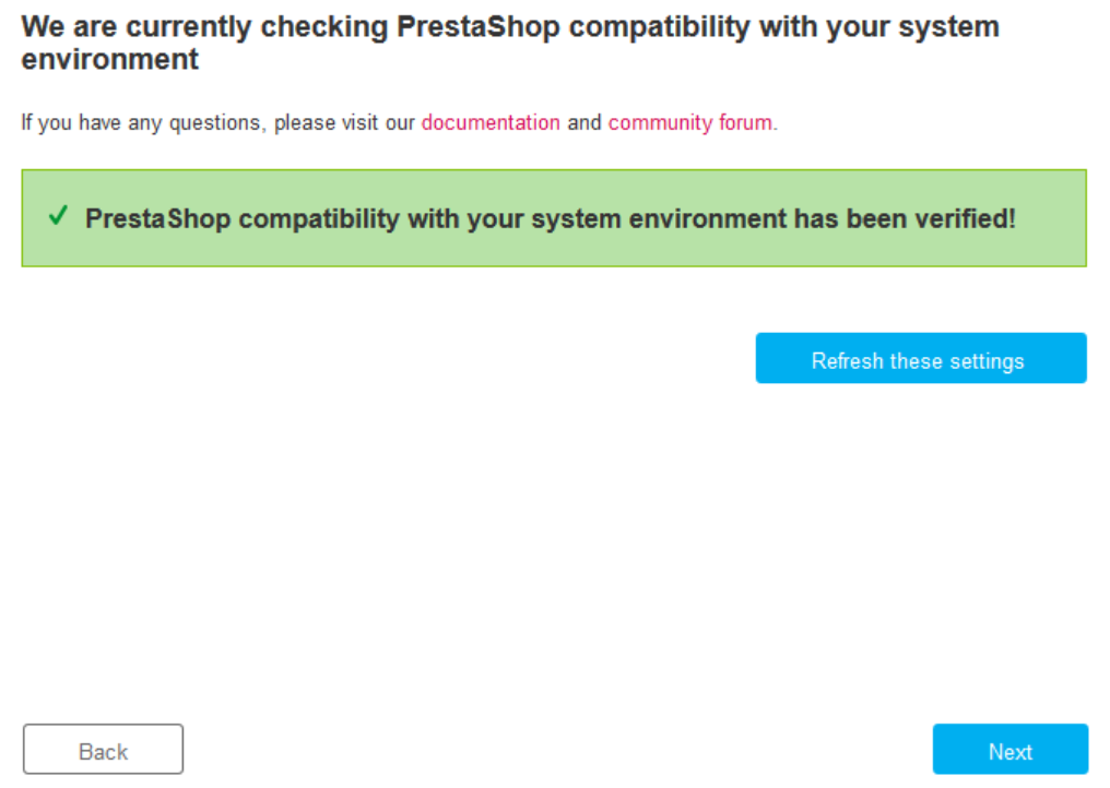 checking-prestashop-compatibility-with-your-system