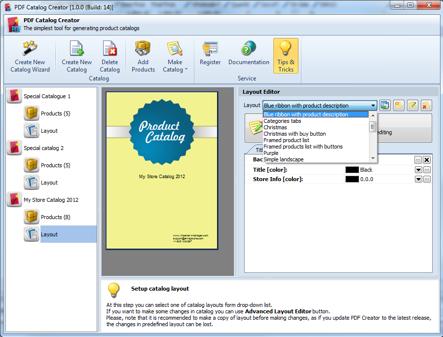 Prestashop store diagnostics automated export pdf for Store layout maker