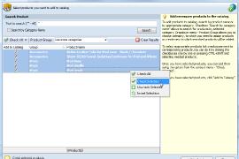 PrestaShop PDF Catalog Creator Products Search