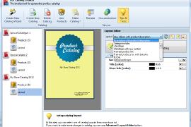 PrestaShop PDF Catalog Creator Pricelist Layout Template Title